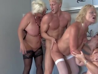 gilf pornhd granny group sex